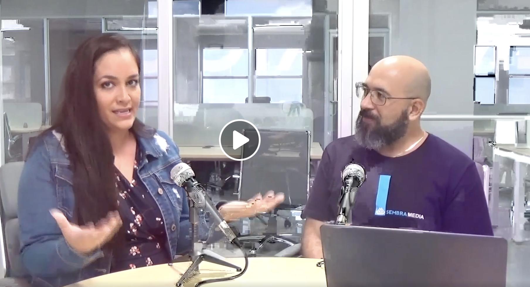 Lezeidarís Morales: periodista, empresaria, madre